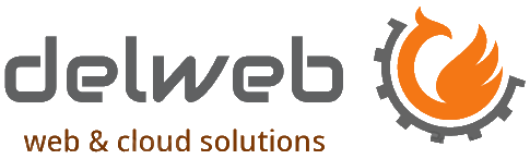 Logo Delweb Solutions